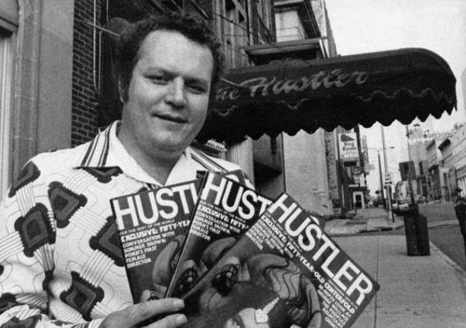 Фото №1 - Умер издатель Hustler Ларри Флинт. Вспоминаем лучшие обложки скандального журнала