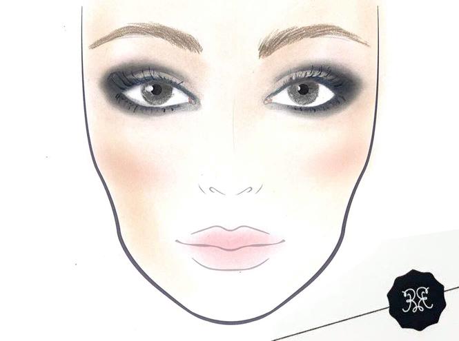 Фото №16 - Три идеи макияжа для вечеринки от визажиста Rouge Bunny Rouge