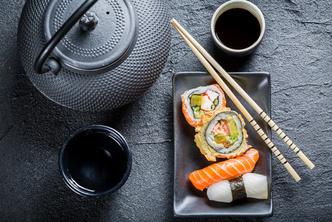 Фото №2 - Ленивые суши по-токийски: оригинальный рецепт
