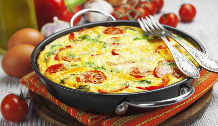 Фото №1 - Фриттата, или яичница по-итальянски