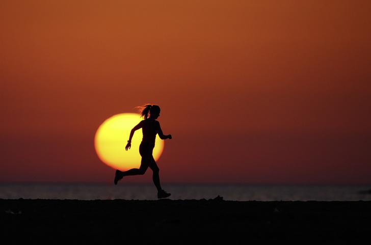 Фото №1 - Границы возможного: бег с тенью