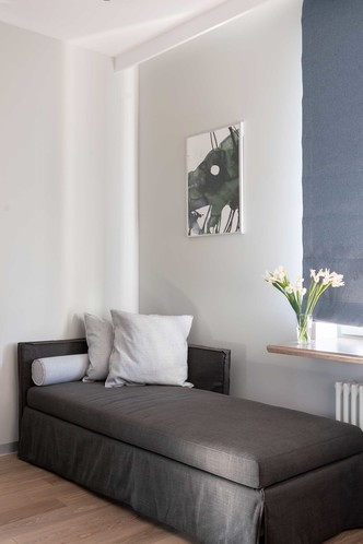 Фото №7 - Модная квартира для холостяка в Петербурге 80 м²