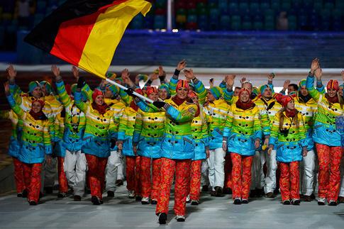 Олимпиада, Олимпийские игры, Сочи-2014, Германия