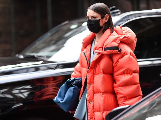 Фото №5 - Новая норма: как защитные маски стали главным трендом года