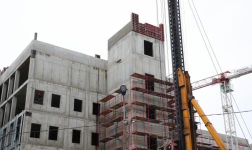 Фото №1 - Новый корпус Госпиталя для ветеранов войн откроется в декабре