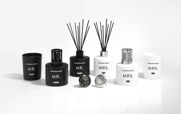 Фото №31 - Новые домашние ароматы Джонатана Адлера для Maison Berger Paris