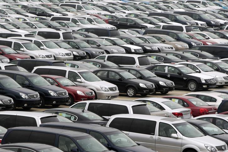 Фото №3 - Упал и не отжался: как рухнул автомобильный рынок из-за карантина