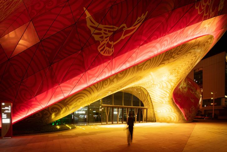 Фото №6 - Переливы шелка: театр в Гуанчжоу