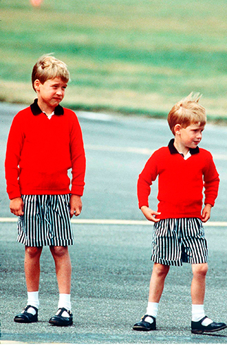 Фото №53 - Принц Уильям: история в фотографиях