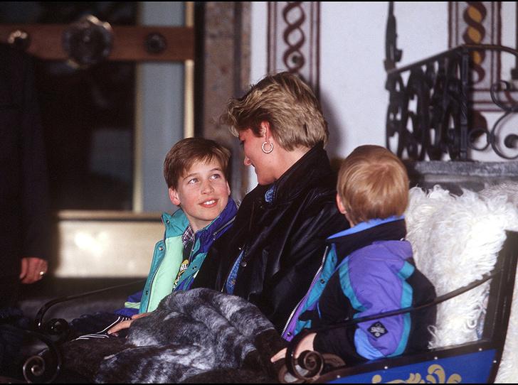 Фото №4 - Материнские инстинкты: в чем Кейт Миддлтон копирует принцессу Диану