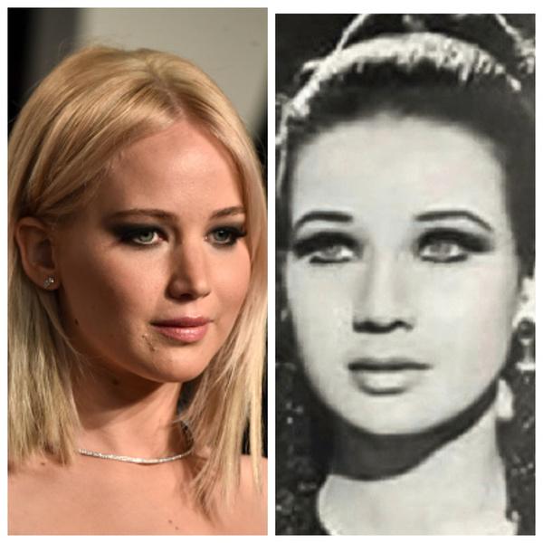 Фото №6 - 10 знаменитостей, у которых были «близнецы» в прошлом