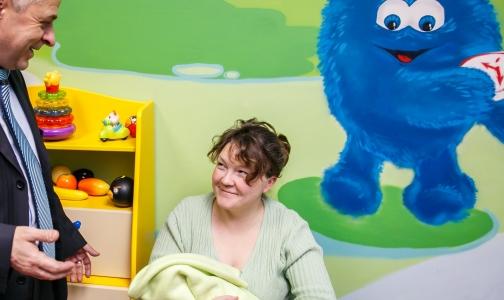 Фото №1 - В Педиатрическом университете детей перед операцией отправляют в «комнату мечтателей»