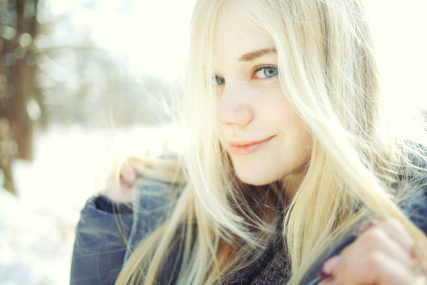 Фото №1 - Как решить «зимние» проблемы с волосами