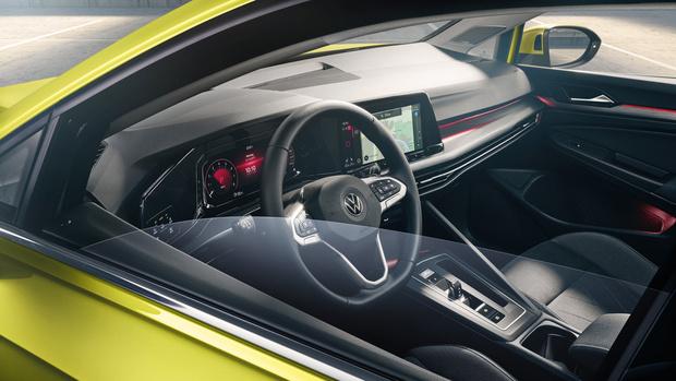 Фото №13 - 8 вещей, которые нужно знать о VW Golf 8-го поколения
