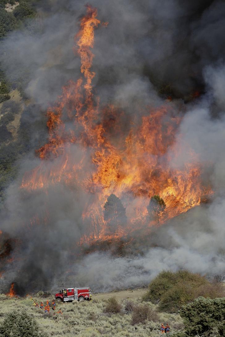 Фото №6 - Ого-гонь: пять великих пожаров XXI века