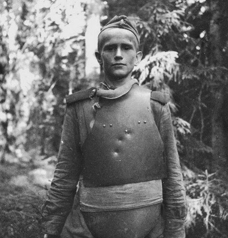 Фото №5 - «Панцирная пехота»: советский спецназ для штурма германских городов-крепостей