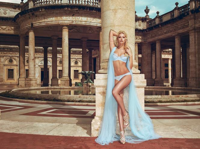 Фото №11 - Прекрасна, как Афина: новая осенняя коллекция Incanto 2016
