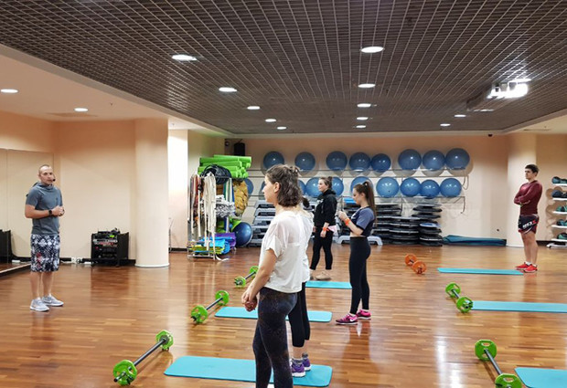 Фото №3 - Разбудить тело: 5 новых тренировок по функциональному тренингу