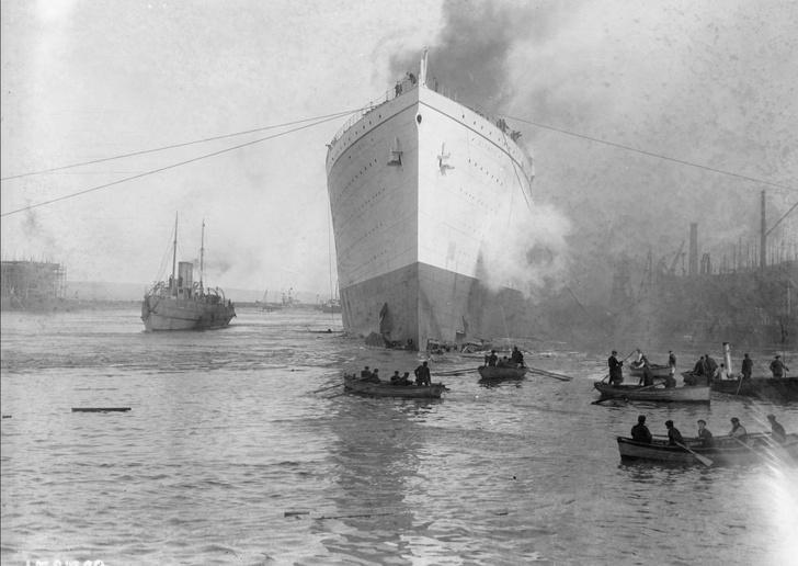 Фото №8 - Непотопляемая: история Вайолетт Джессоп, которая выжила после крушения трех кораблей, включая «Титаник»