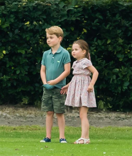 Фото №6 - 5 умилительных фактов о принцессе Шарлотте