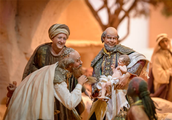 Фото №3 - Дух Рождества в музеях мира: четыре самых праздничных места на планете