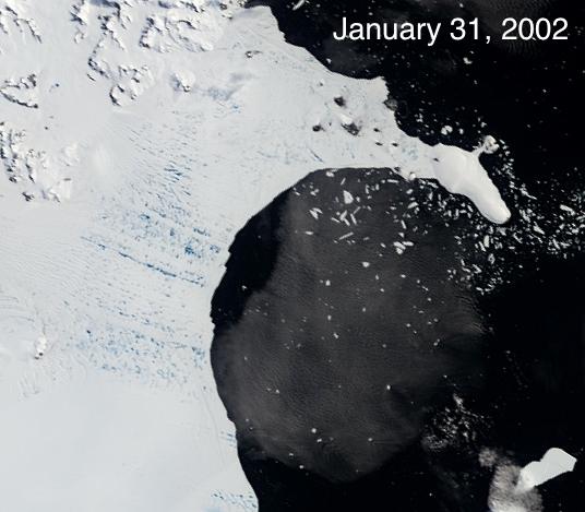 Фото №10 - Было— стало: 6 примеров того, как человек и изменение климата влияют на планету