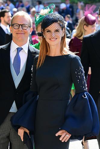 Фото №42 - 20 самых стильных гостей на свадьбе Меган Маркл и принца Гарри