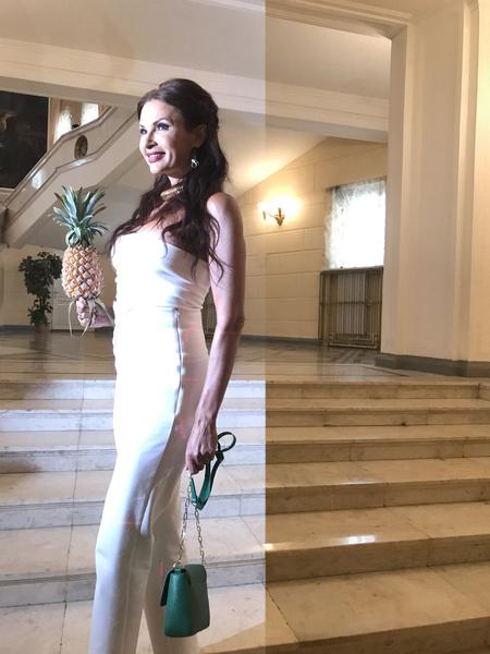 Фото №2 - На юбилей Гоше Куценко подарили ананас, названный в его честь