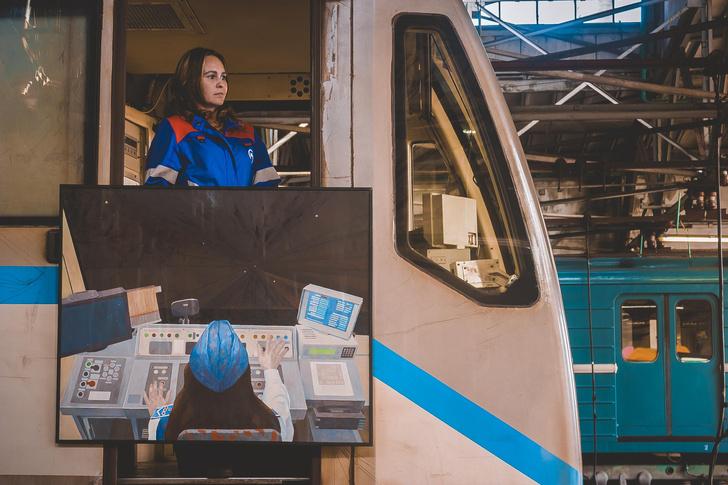 Фото №9 - Выставка «Обратная сторона метро» в Музее Москвы