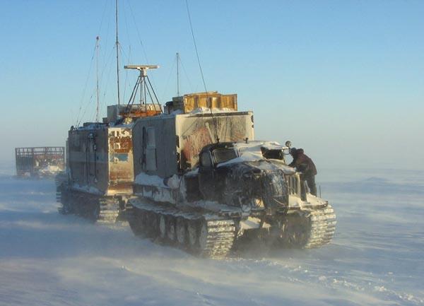 Фото №3 - Полвека в глубине Антарктиды