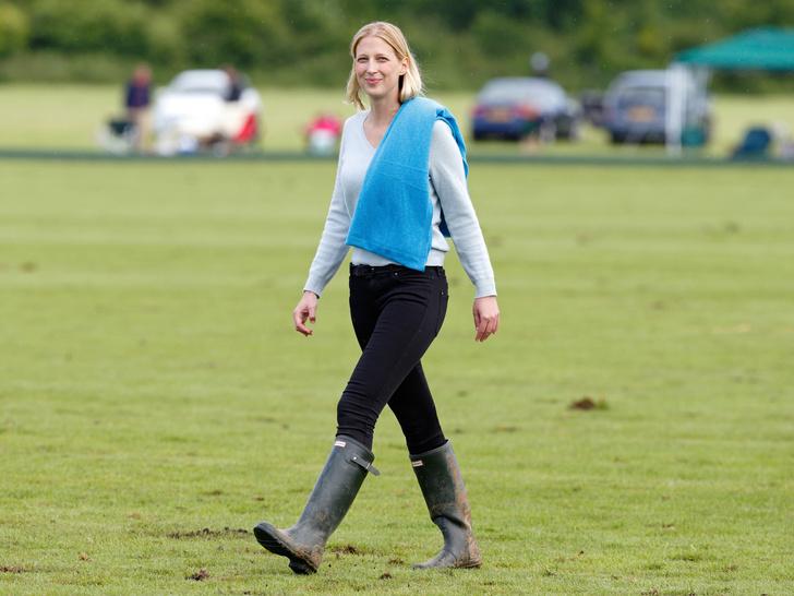 Фото №17 - Любимый бренд королевской семьи: как Виндзоры носят резиновые сапоги Hunter