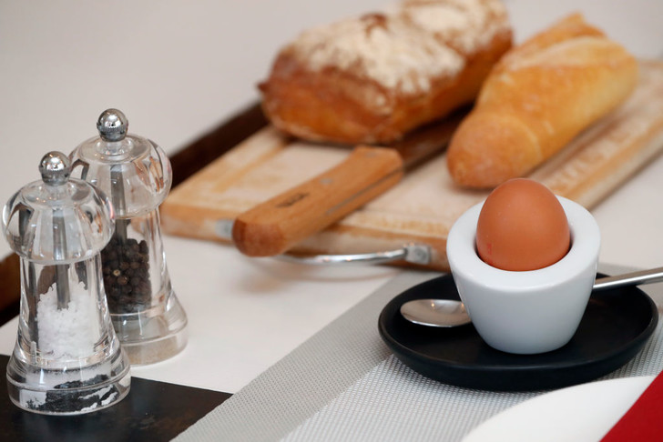 Фото №1 - Потребление яиц снижает риск развития болезней сердца и сосудов