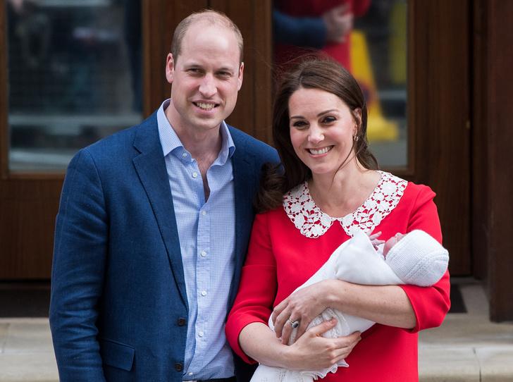 Фото №2 - Каким будет третий ребенок Кейт Миддлтон и принца Уильяма?