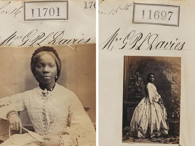 Фото №1 - Тайны Короны: кем была Сара Форбс Бонетта— африканская крестница королевы Виктории