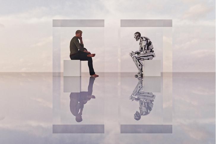 Фото №1 - Может ли робот манипулировать человеком