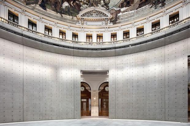 Фото №5 - В Париже открылся Музей Франсуа Пино по проекту Тадао Андо