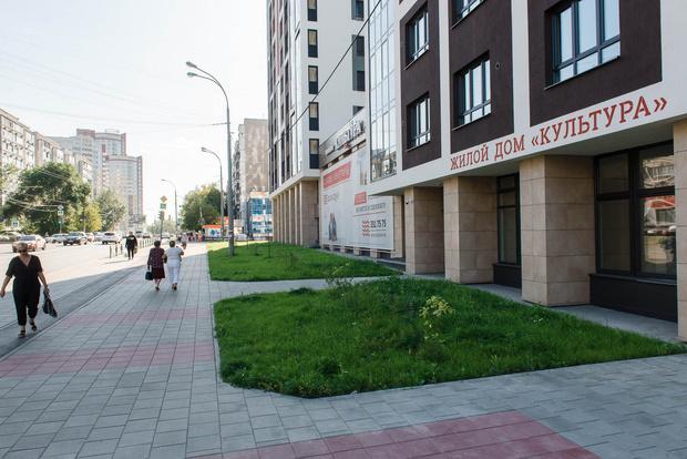 Фото №1 - ЖК «Культура»: консьержи, проблемы с парковкой и крошечный двор