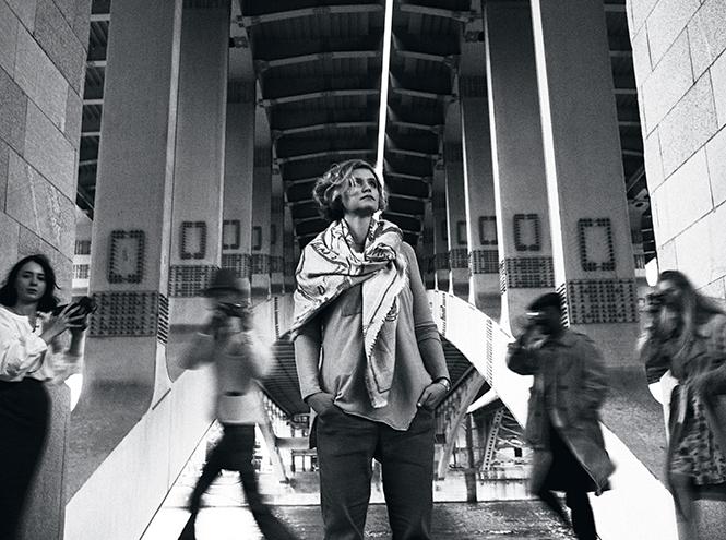Фото №6 - Авдотья Смирнова: «Я почувствовала, что пора мне сказать, что думаю на самом деле»