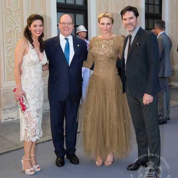Фото №7 - Как княгиня Монако Шарлен провела июнь