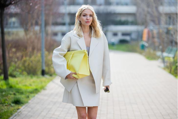 Фото №1 - Street style на Неделе моды в Милане: лучшее