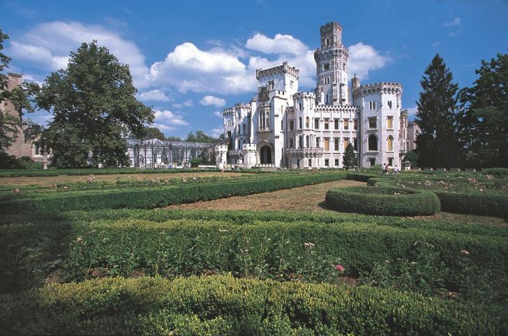 Фото №8 - Жизнь по-королевски: 8 малоизвестных резиденций монархов