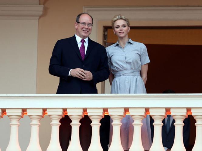 Фото №9 - Как княгиня Монако Шарлен провела июнь