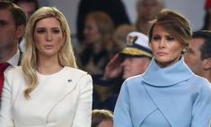 Девичьи разборки: Мелания и Иванка Трамп перестали общаться