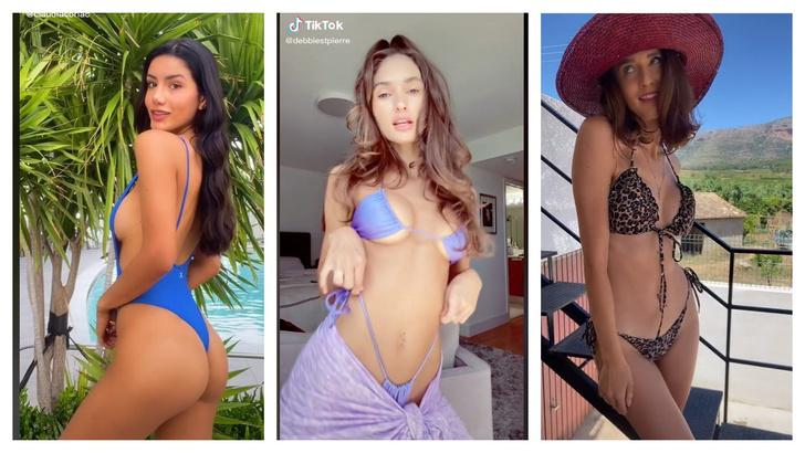 Фото №1 - Самые горячие девушки из TikTok, изумившие нас на этой неделе