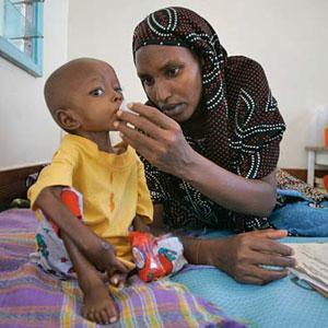 Фото №1 - Африка без дождя и пищи