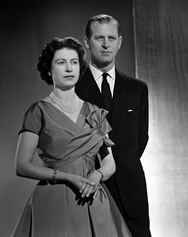 Фото №6 - 16 архивных фотографий в память о принце Филиппе