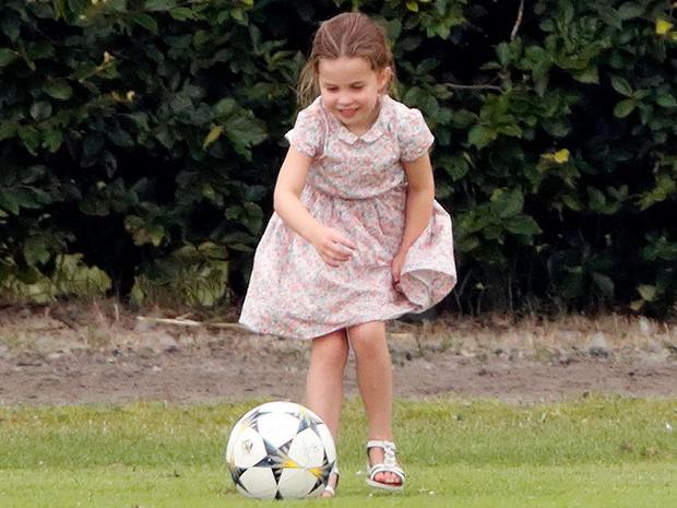 Фото №5 - Ее Высочество Шарлотта: 10 любопытных фактов о юной принцессе