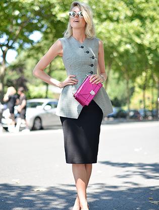 Фото №11 - Неделя Высокой моды в Париже: Street style