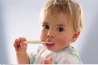 Фото №1 - Пойдем чистить зубы, малыш!