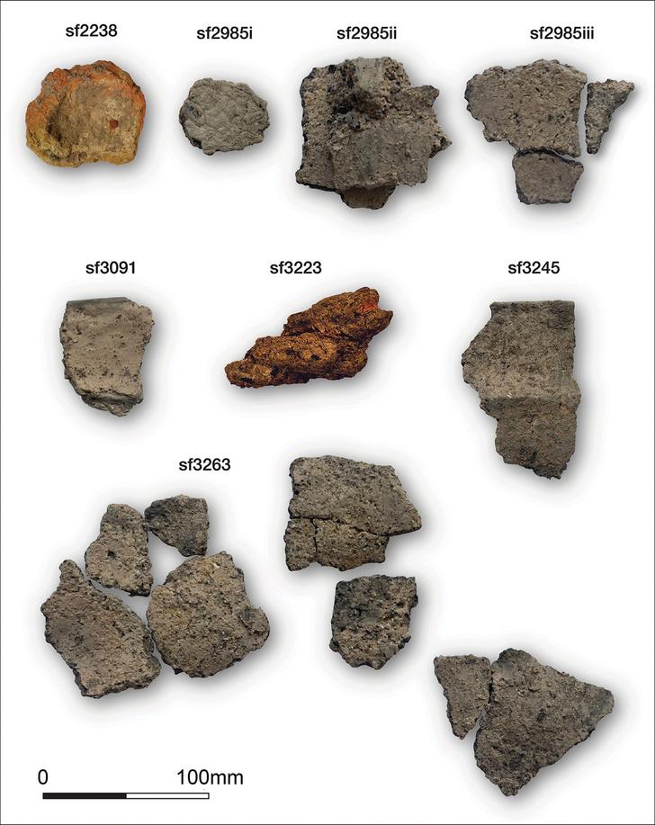 Фото №1 - Обнаружены остатки древнейшей солеварни